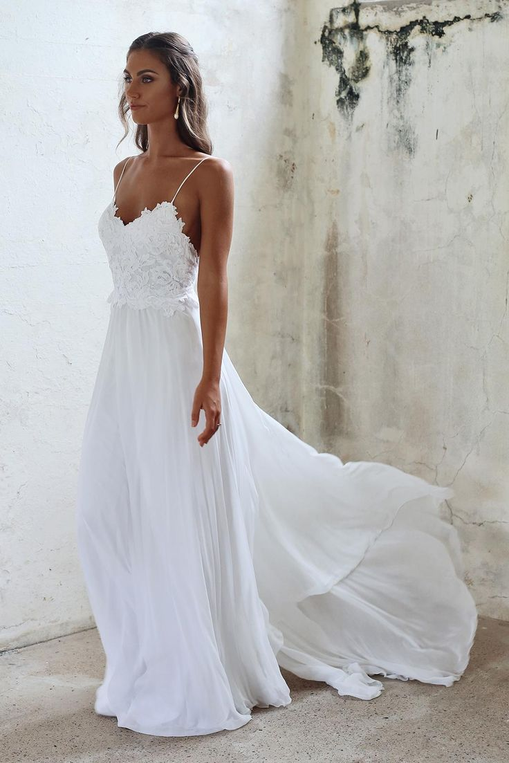 what are some cool informal wedding dress ideas  the