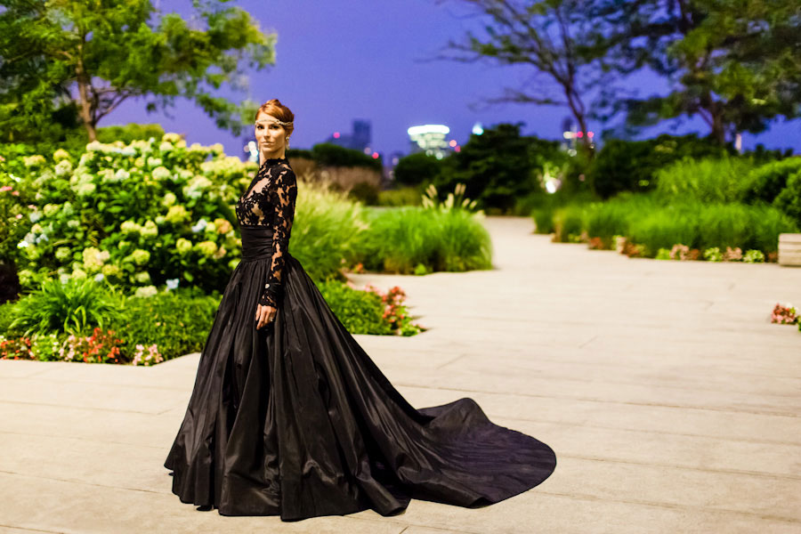 25 Astonishing Ideas of Black Wedding Dresses | The Best Wedding Dresses