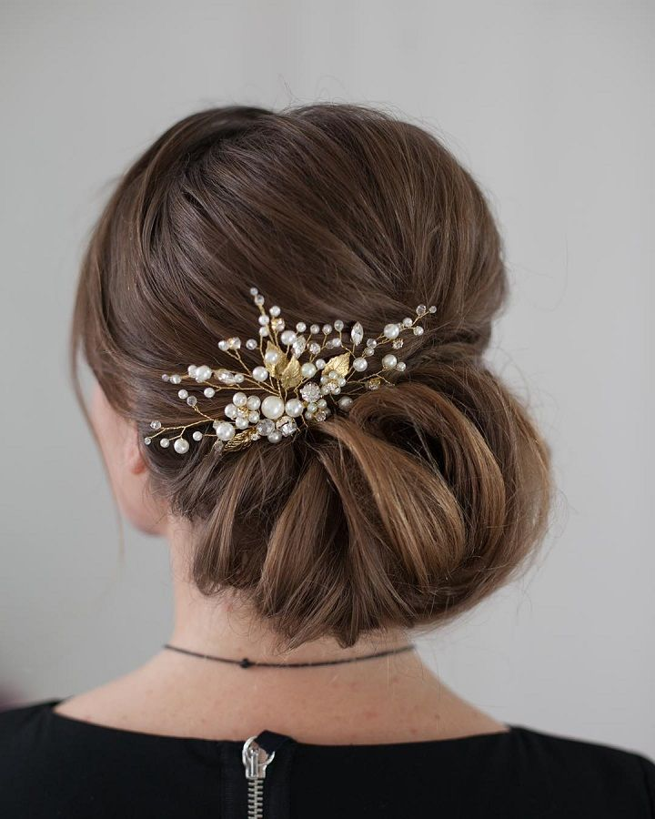 Wedding Hairstyles For Medium Thin Hair: 33 Wedding Hairstyles You Will Absolutely Love