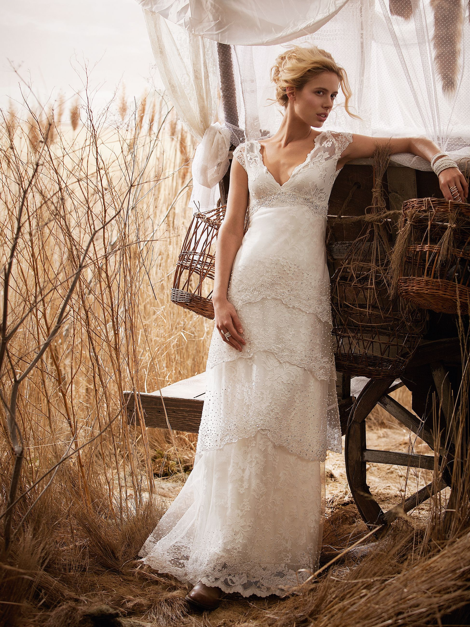 The Tips on Choosing Country Wedding Dresses | The Best ... - photo#13
