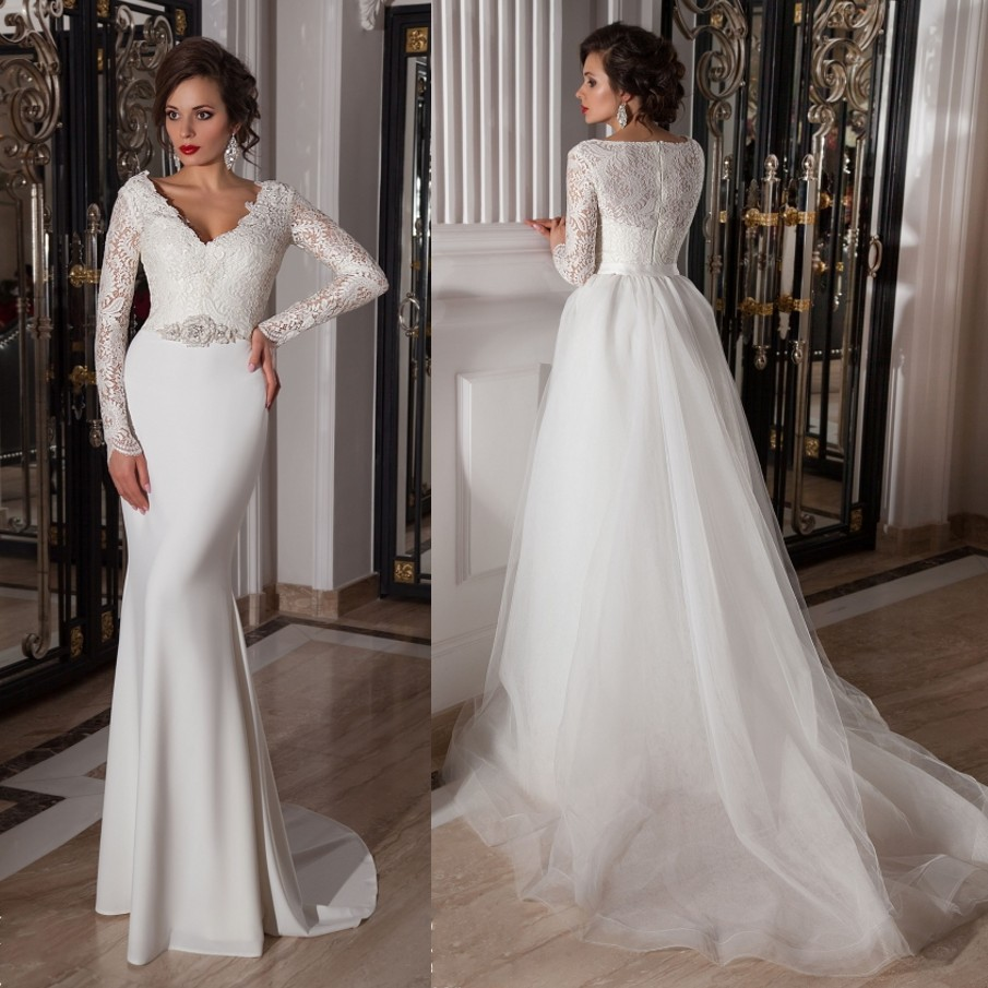 How Long Wedding Dress Should Be Tips On Choosing The