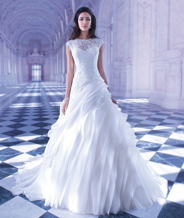The Review of Iconic Vera Wang Diana Wedding Dress | The Best ...