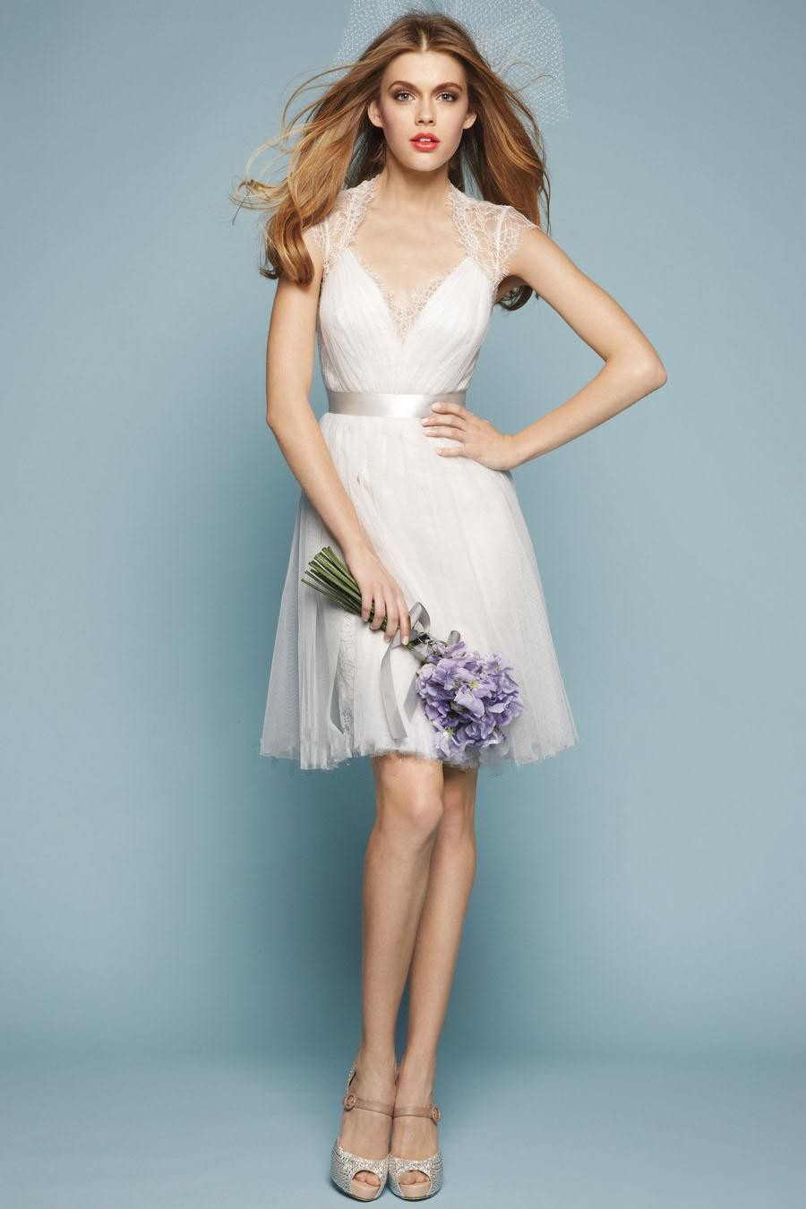 How Long Wedding Dress Should Be: Tips on Choosing the Appropriate ...