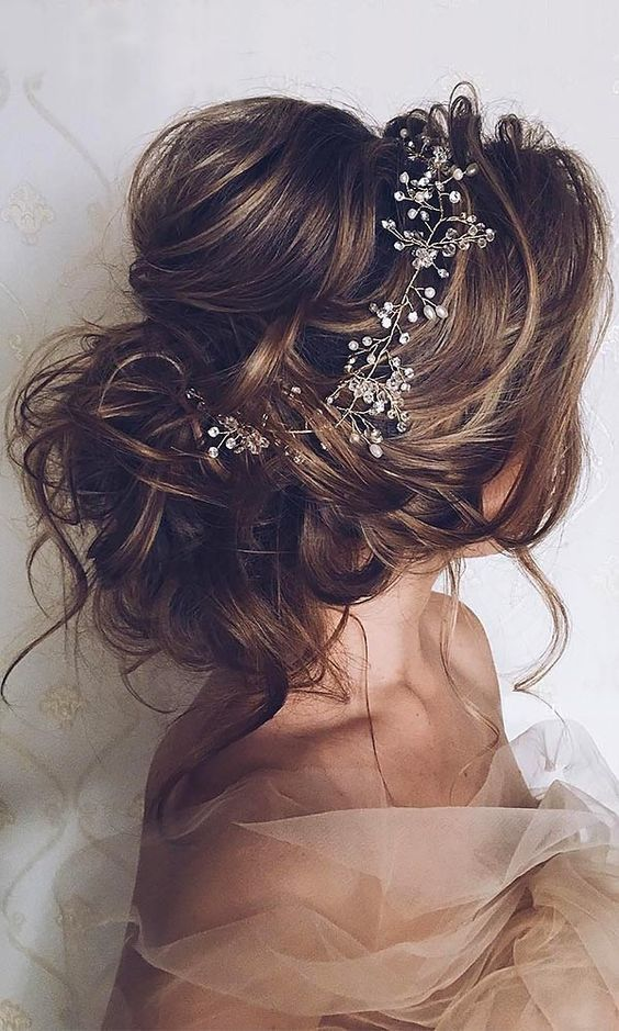 33 Wedding Hairstyles You Will Absolutely Love | The Best Wedding ...