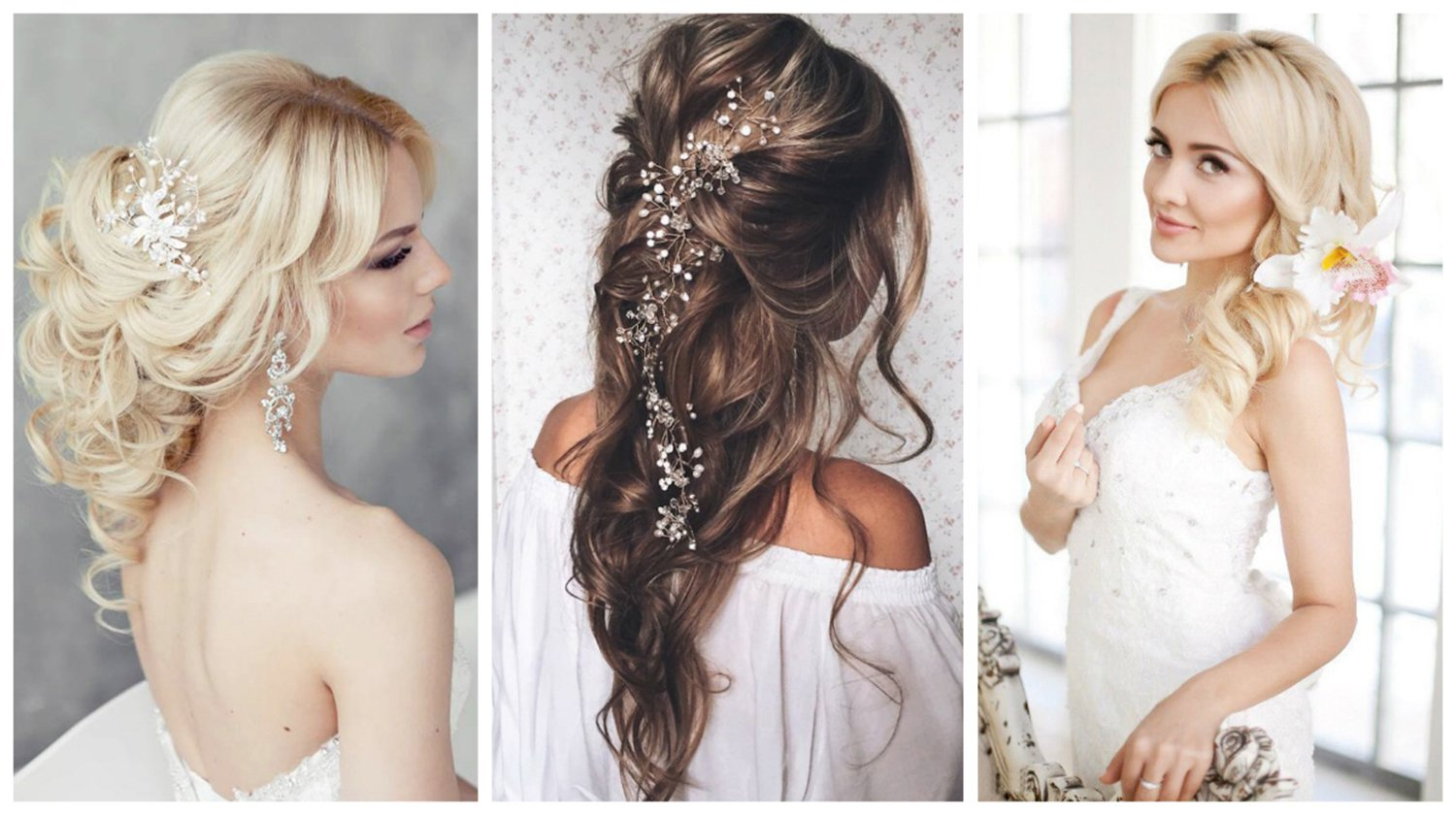 Categories Wedding Hairstyles