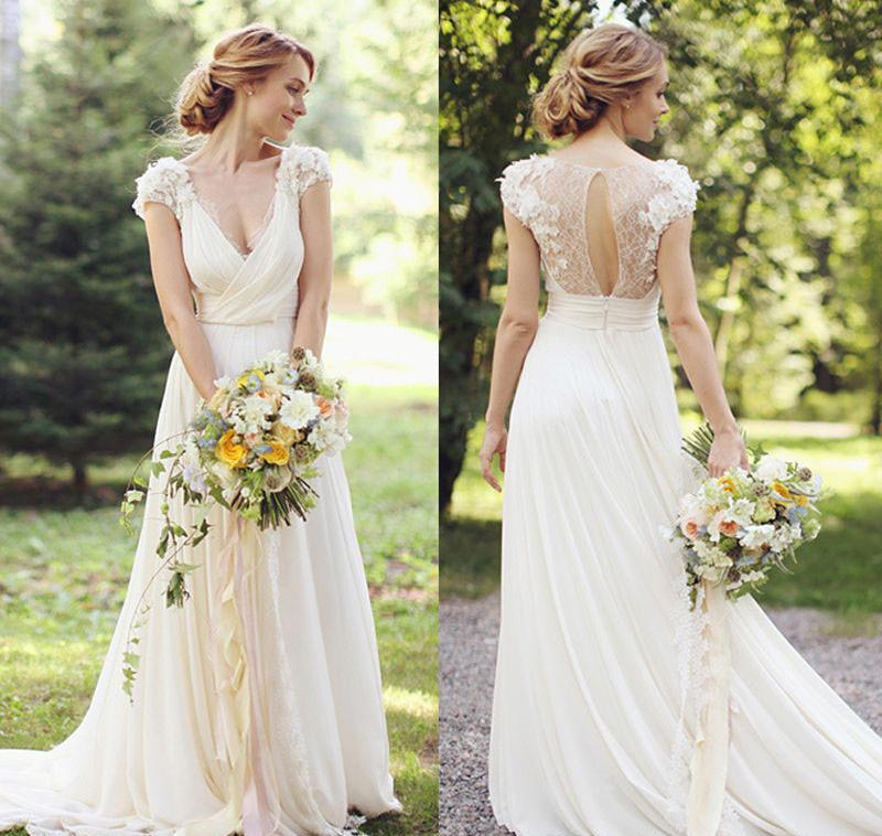 The Perfect Wedding Gown: 65 Perfect Low Back Wedding Dresses