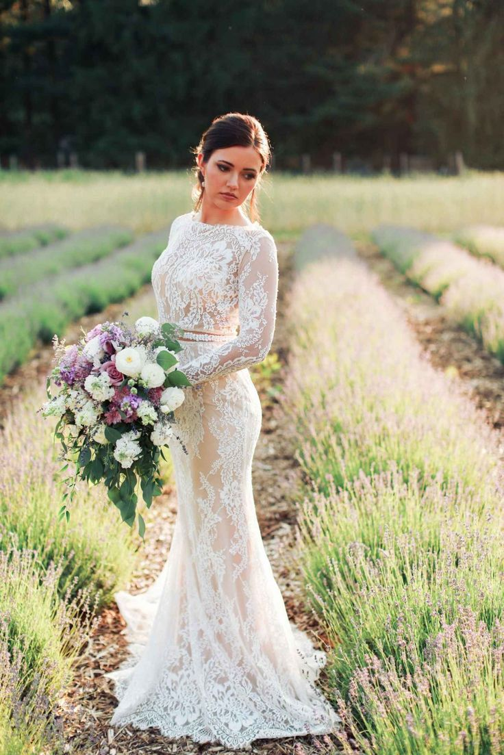 25 Long Sleeve Wedding Dresses You Will Fall In Love With The