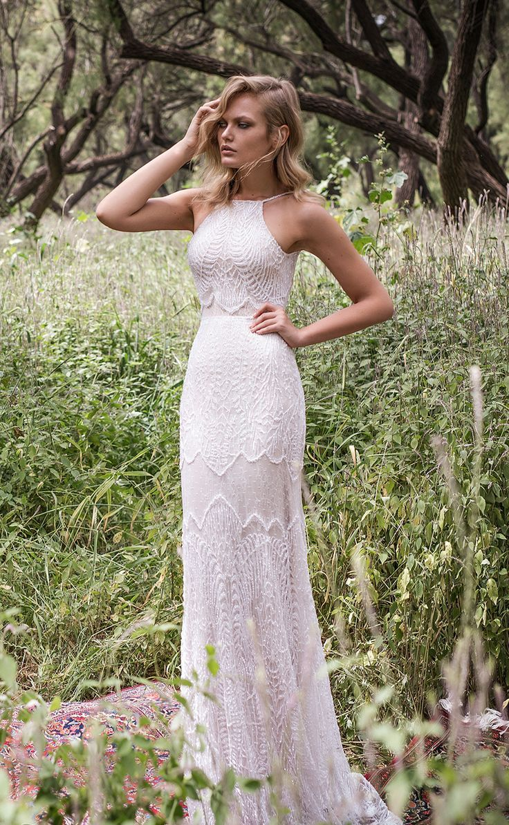 35 Inspirational Ideas Of Simple Wedding Dresses The