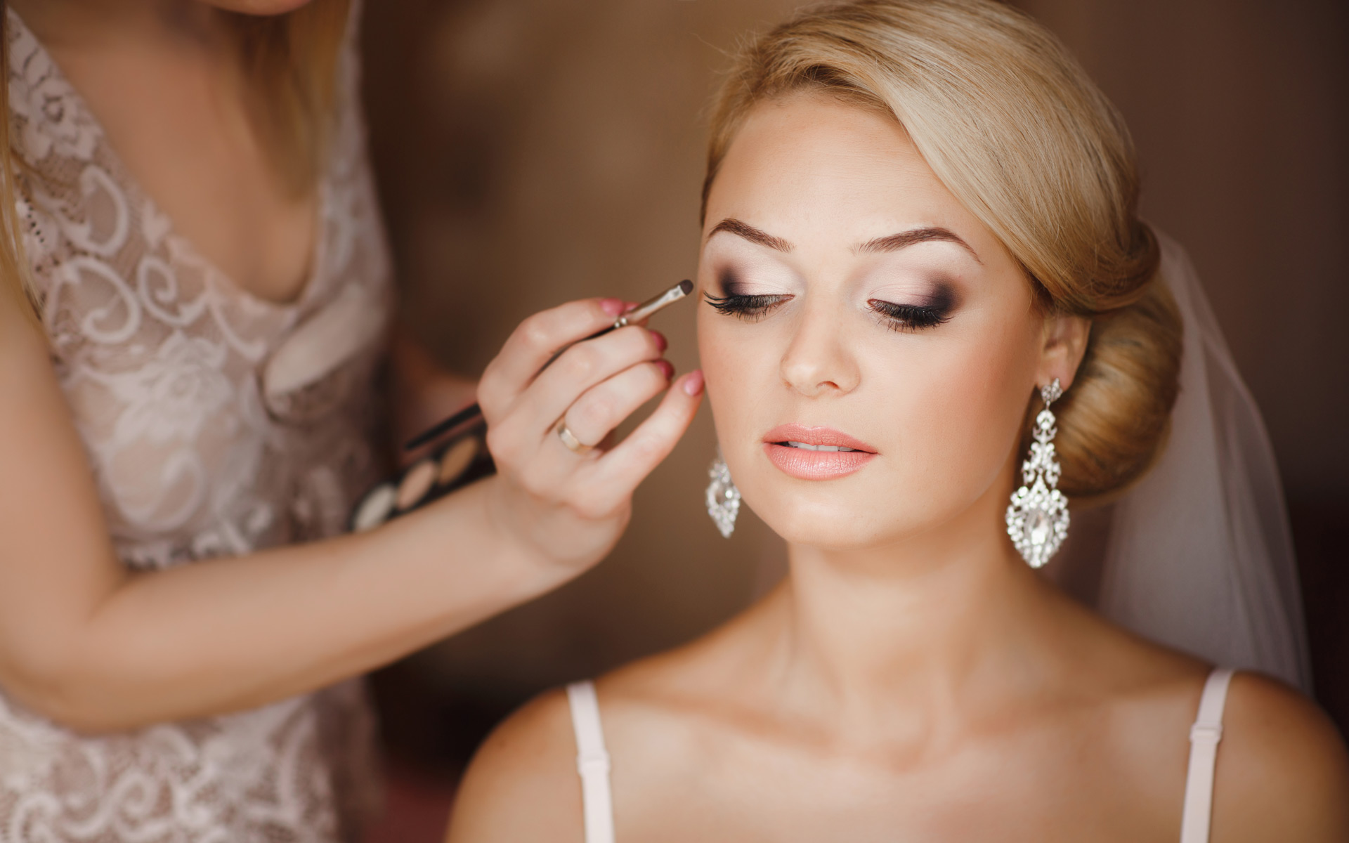 Wedding hairstyles and makeup | The Best Wedding Dresses