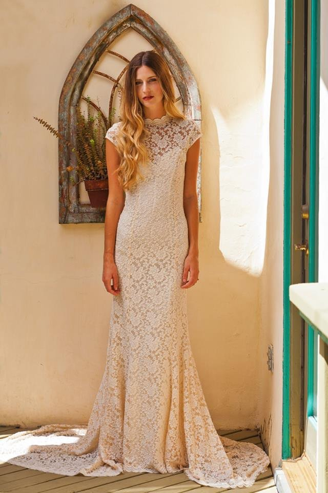 35 Inspirational Ideas of Simple Wedding Dresses | The Best Wedding ...