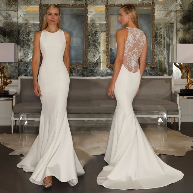 35 Inspirational Ideas Of Simple Wedding Dresses