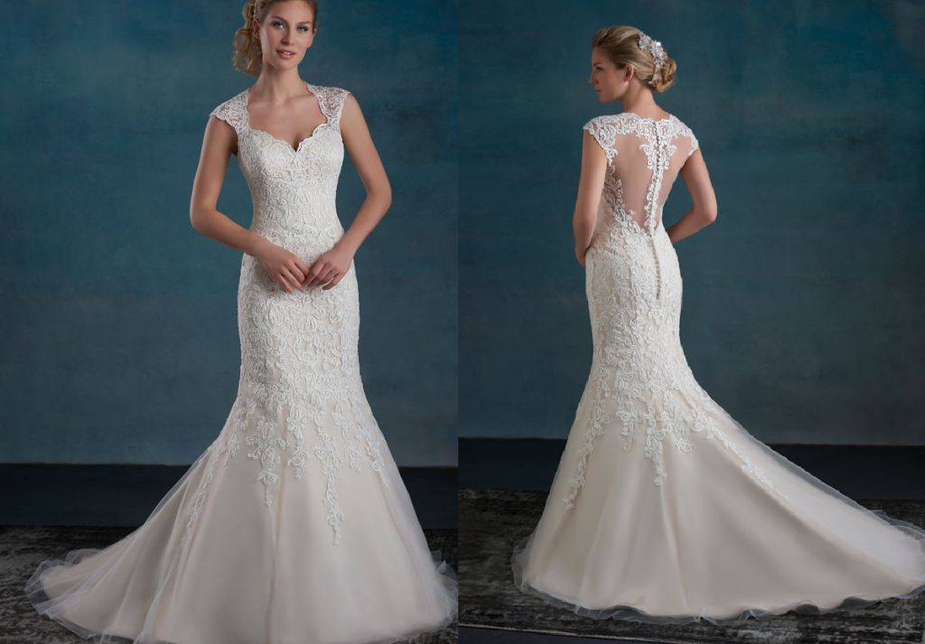 Mary's Bridal wedding gown