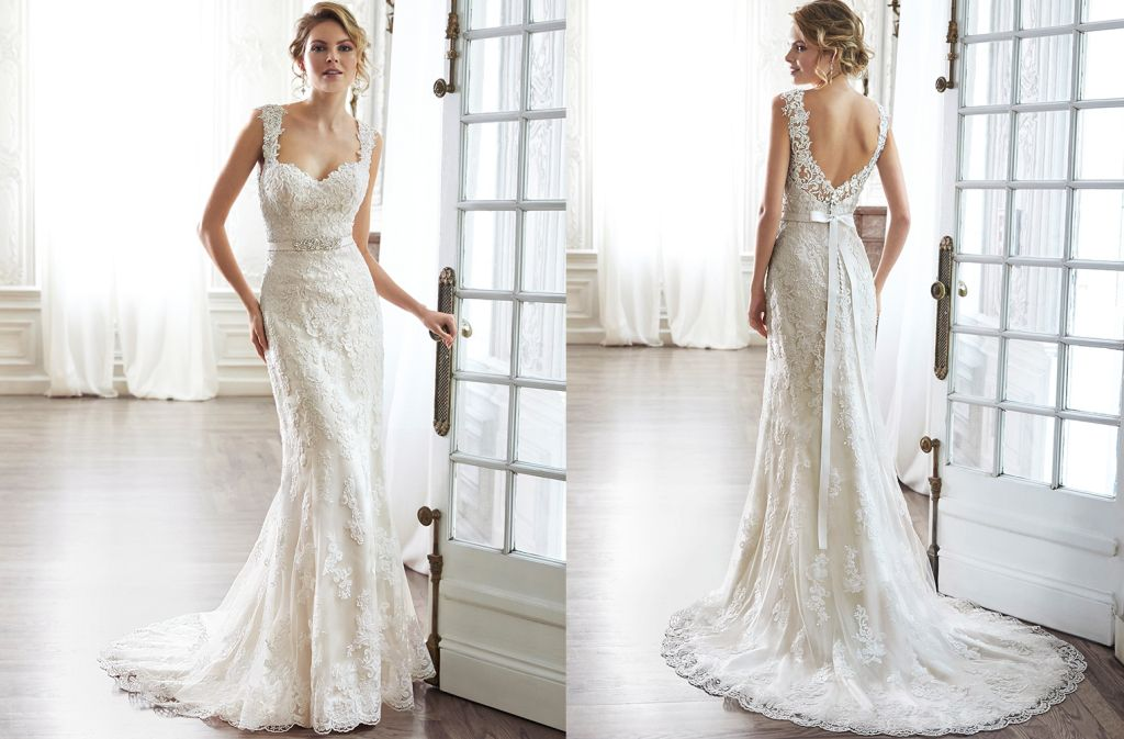 Pia by Maggie Sottero wedding dress