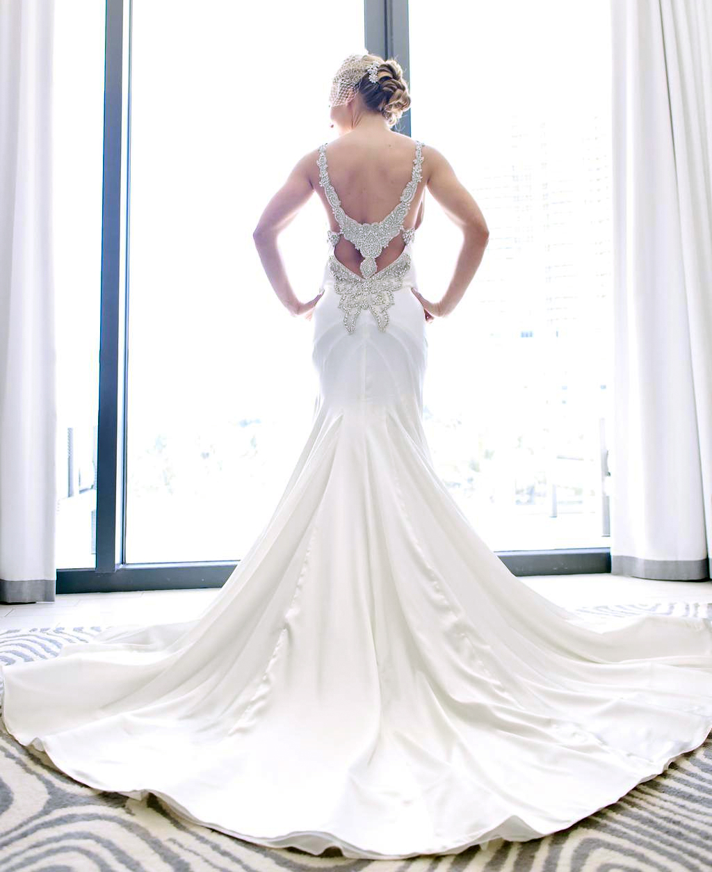65 perfect low back wedding dresses the best wedding dresses for Butterfly back wedding dress