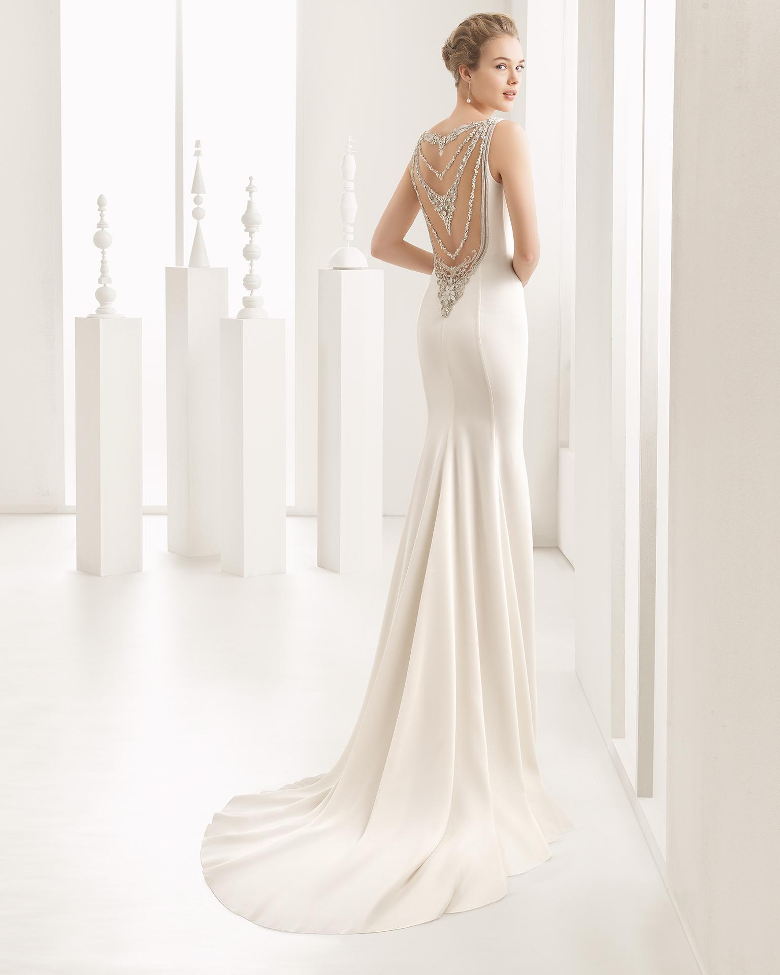65 Perfect Low Back Wedding Dresses The Best Wedding Dresses