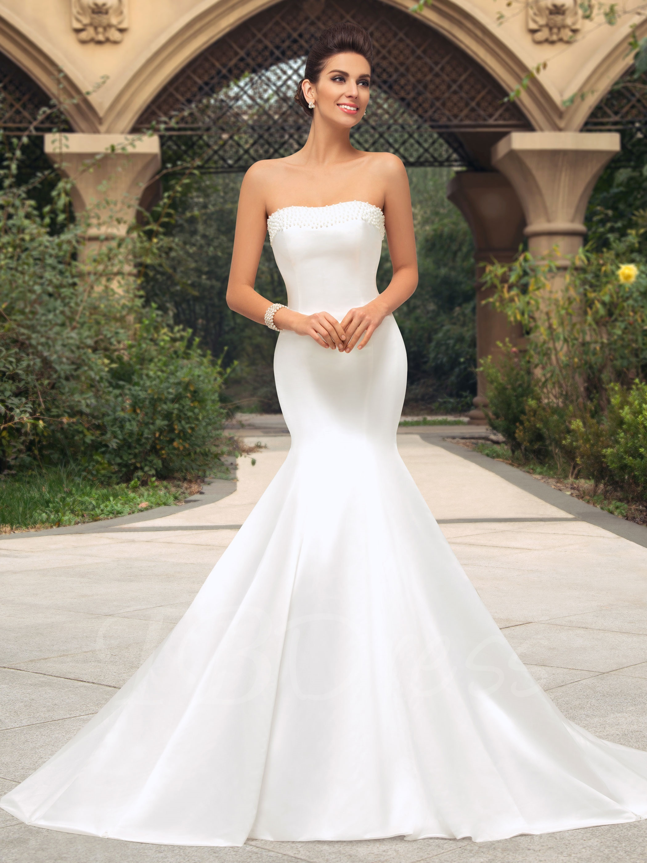 35 Inspirational Ideas Of Simple Wedding Dresses | The Best Wedding Dresses