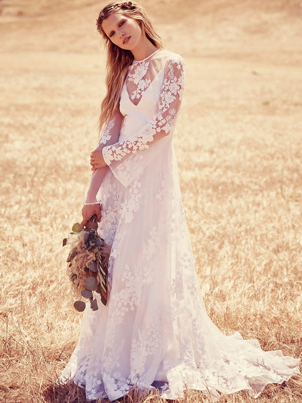 25 Long Sleeve Wedding Dresses You Will Fall in Love With | The Best ...