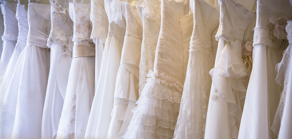Wedding dress dry cleaning may take up a few days as well as a month