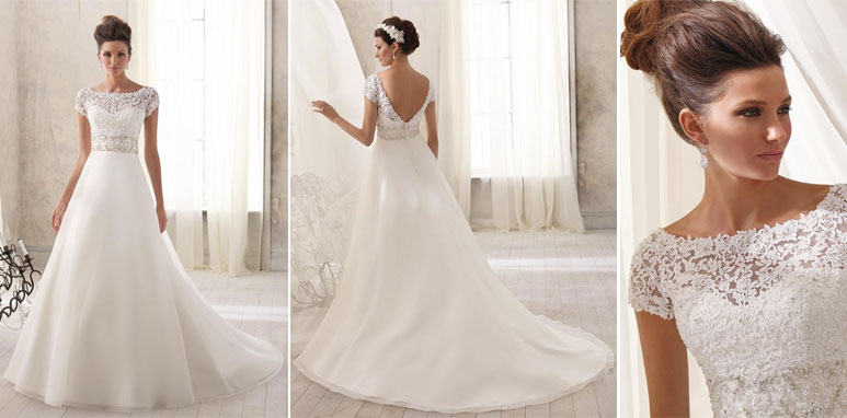 How To Choose A Wedding Dress The Secrets Of The Perfect