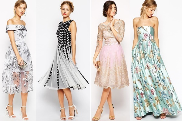 Wedding guest dresses