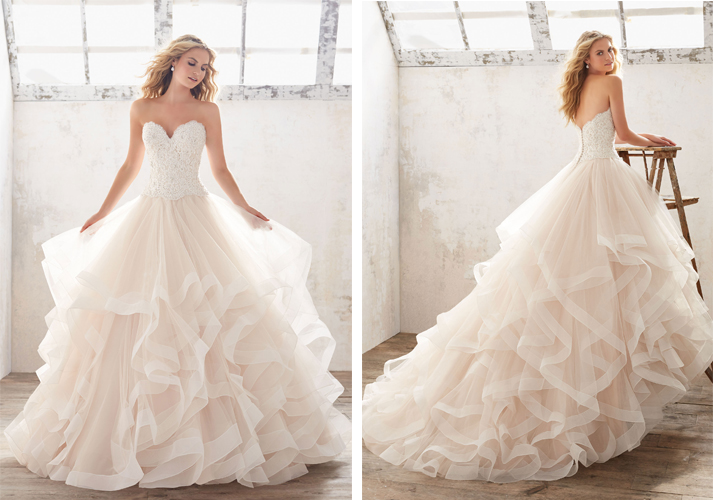 How wedding dresses are made tips on creating the design for Can t decide on wedding dress