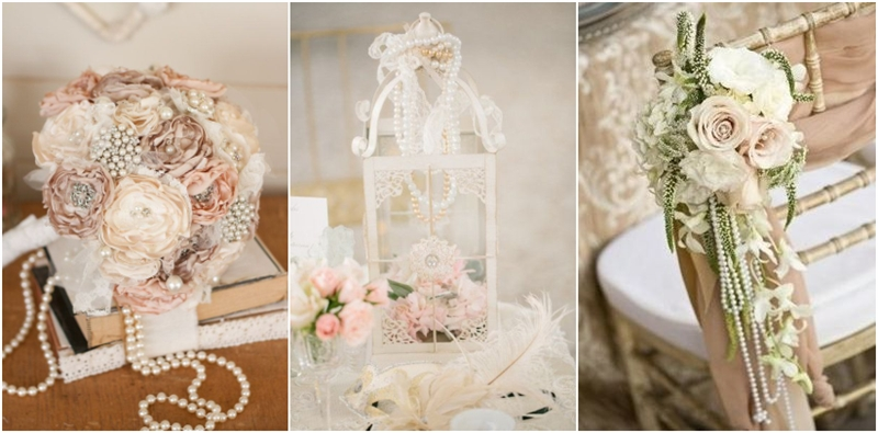 Vintage wedding inspiration ideas of the key wedding for Vintage wedding decorations