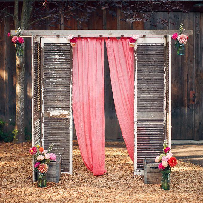 Vintage Diy Wedding Arch Ideas: Vintage Wedding Inspiration: Ideas Of The Key Wedding