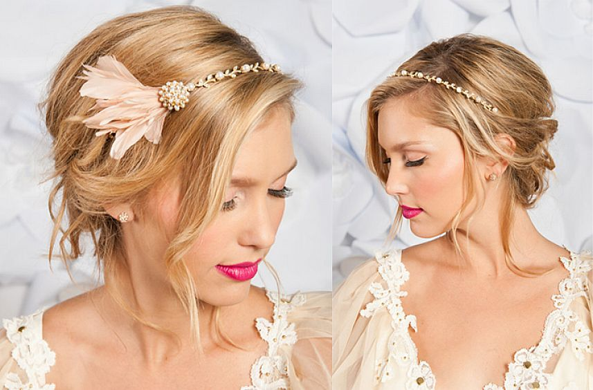 Vintage Wedding Hair Accessory