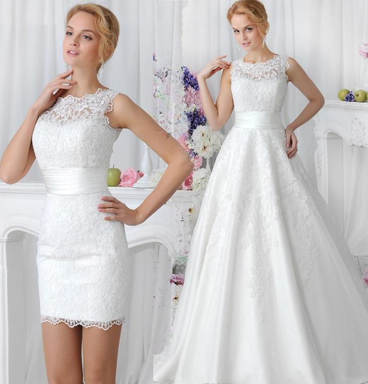 31 Incredible Lace Wedding Dresses Ideas