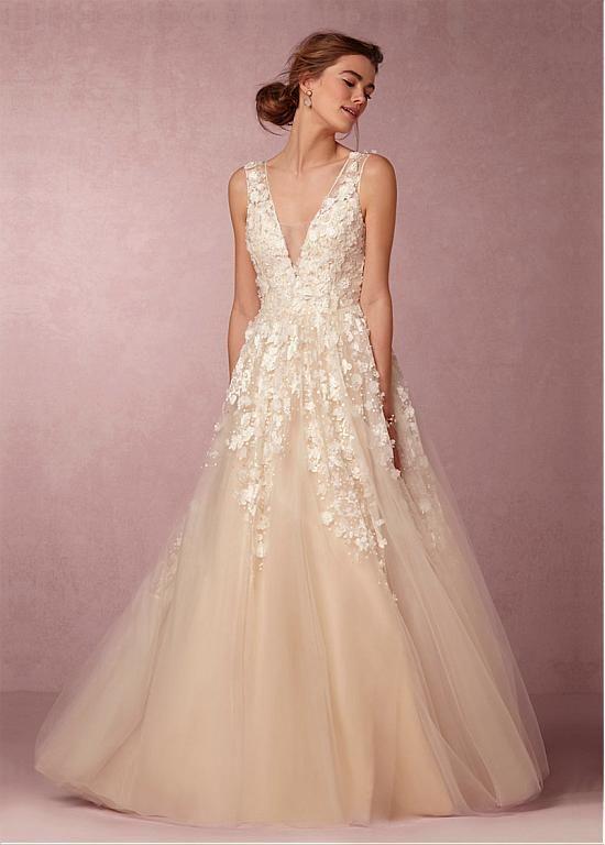 on line wedding dresses