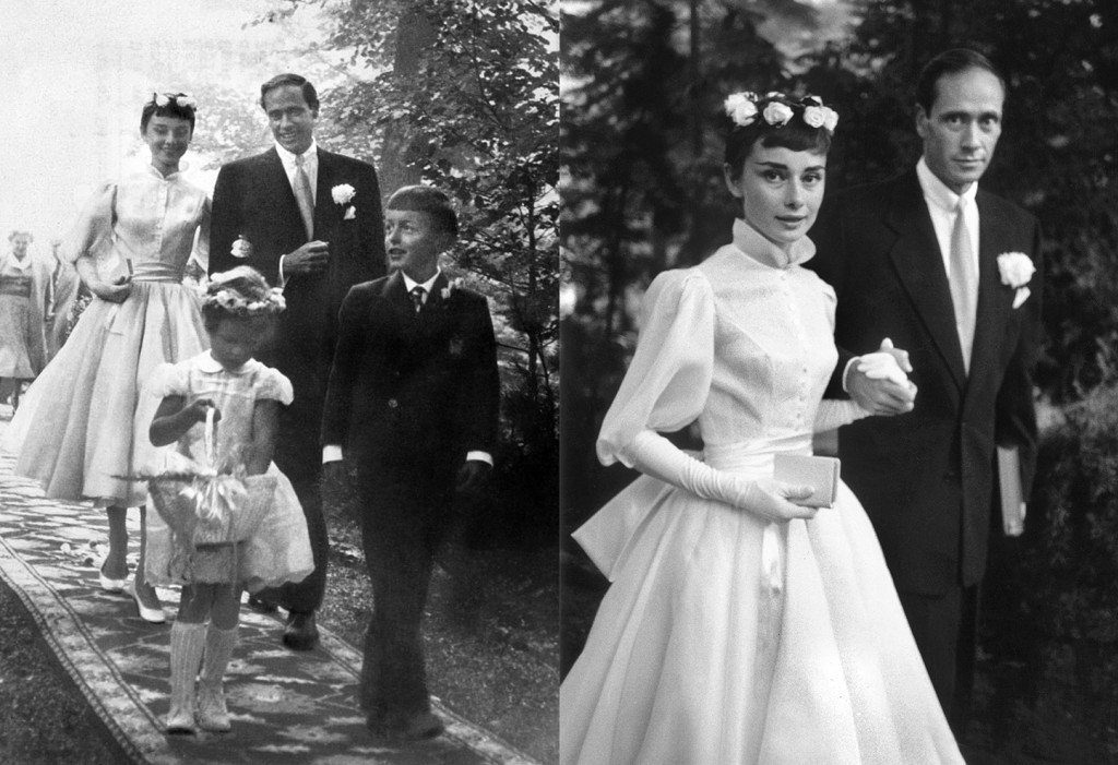 How Wedding Dresses Have Changed Evolution Of The Wedding Gown