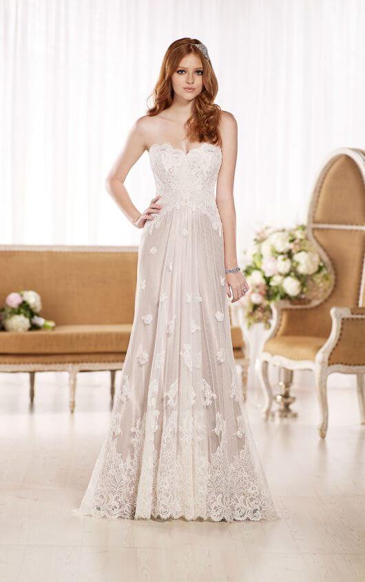 25 astonishing vintage wedding dresses from modern wedding for Boho wedding dresses australia