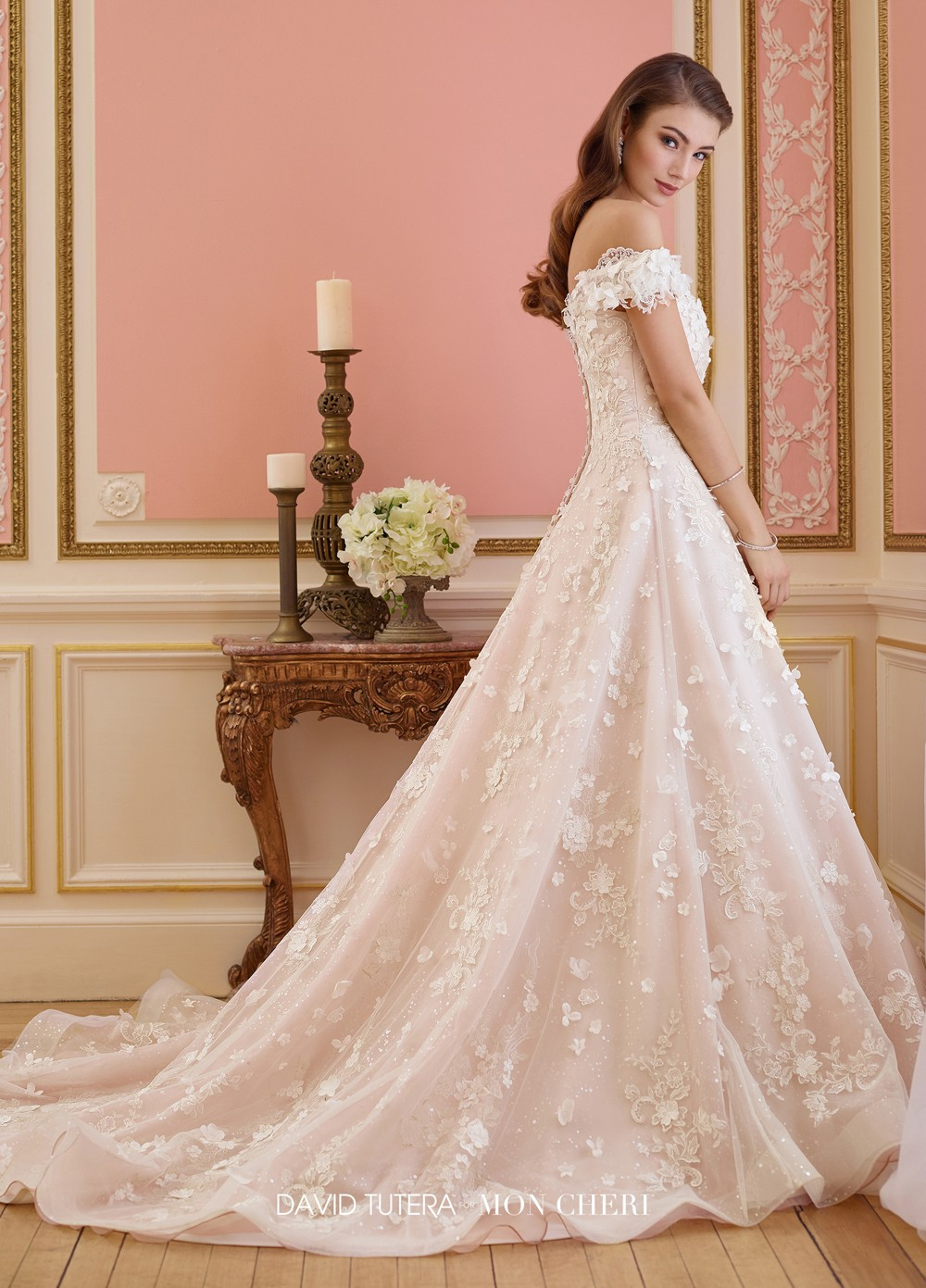 David Tutera Elnora Wedding Dress