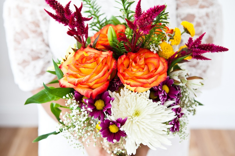 9 Cool Fall Wedding Bouquets Ideas | The Best Wedding Dresses