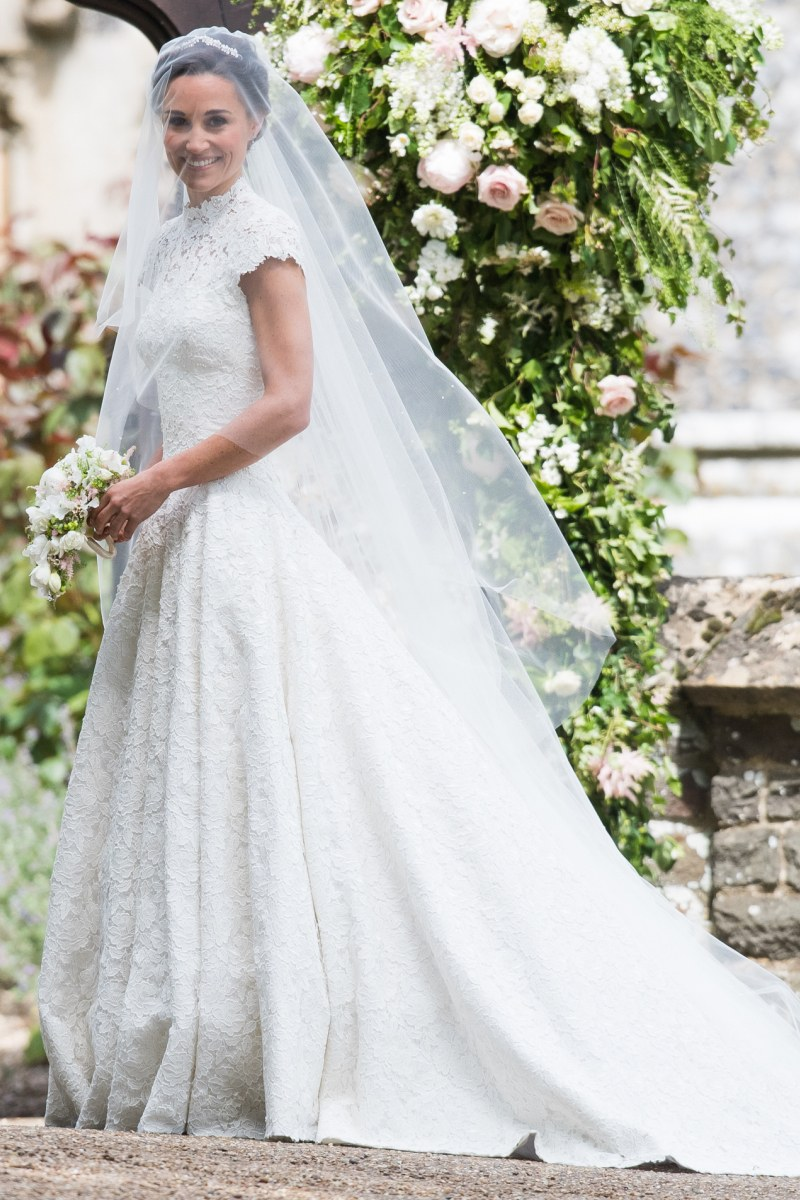 23 Best Celebrity Wedding Dresses Ever | The Best Wedding ...