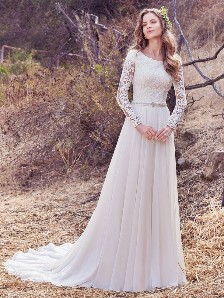 How to choose fall wedding dresses and accessories the for Top of the line wedding dresses