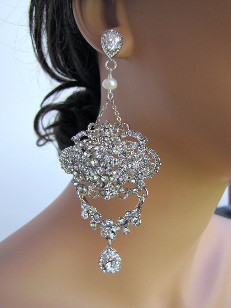 dressy earrings how to embellish simple wedding dresses the best 4136