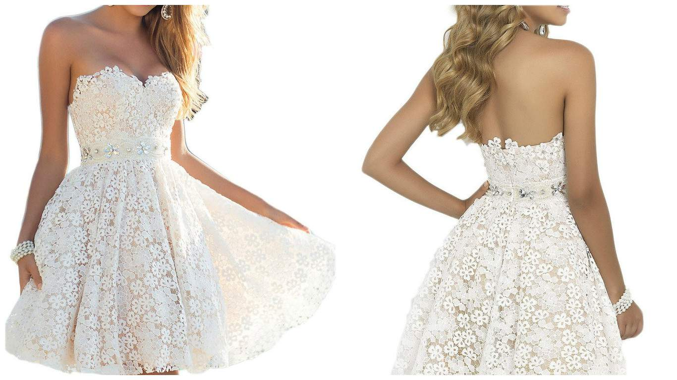 Wedding Gowns For Petite Women: 17 Coolest Variants Of Short Wedding Dresses