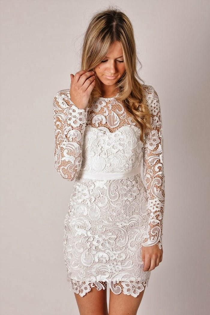 17 Coolest Variants of Short Wedding Dresses | The Best Wedding Dresses
