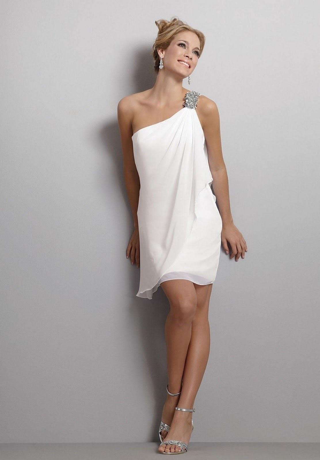 17 coolest variants of short wedding dresses the best for Simple wedding dresses short