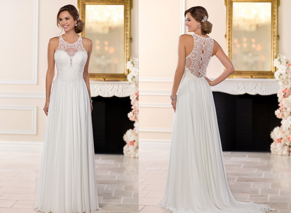 Tips on Choosing Beach Wedding Dresses for Destination Weddings ...