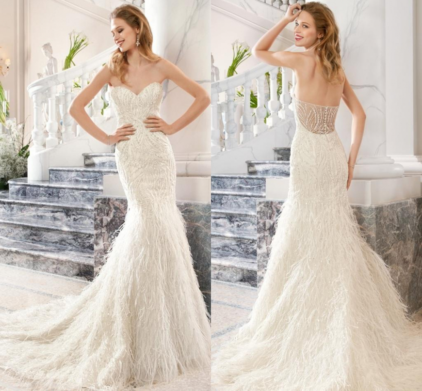 35 Fantastic Ideas Of Mermaid Wedding Dresses You Won T Be