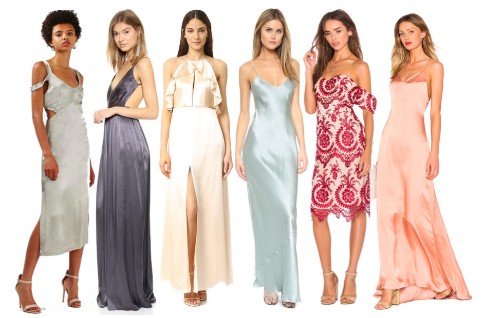 What Dresses to Wear to a Wedding: A Guide on the Wedding ...