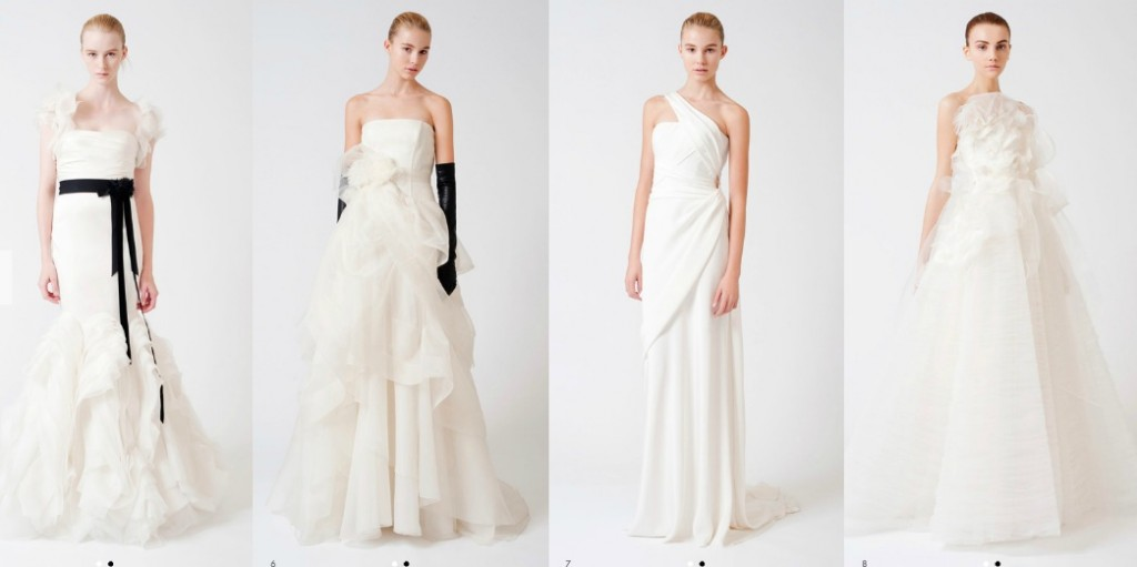 The Best Iconic Vera Wang Wedding Dresses Of All Time