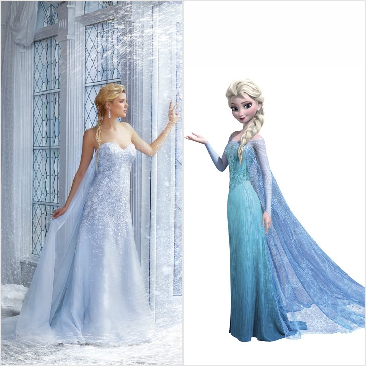 How to Look Stylish in Disney Wedding Dresses? | The Best Wedding ...