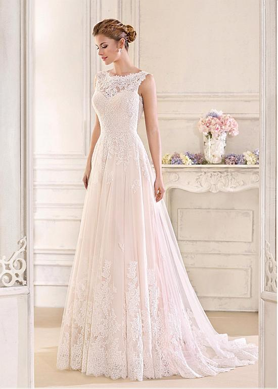 15 Fantastic Ideas of A-Line Wedding Dresses | The Best Wedding Dresses