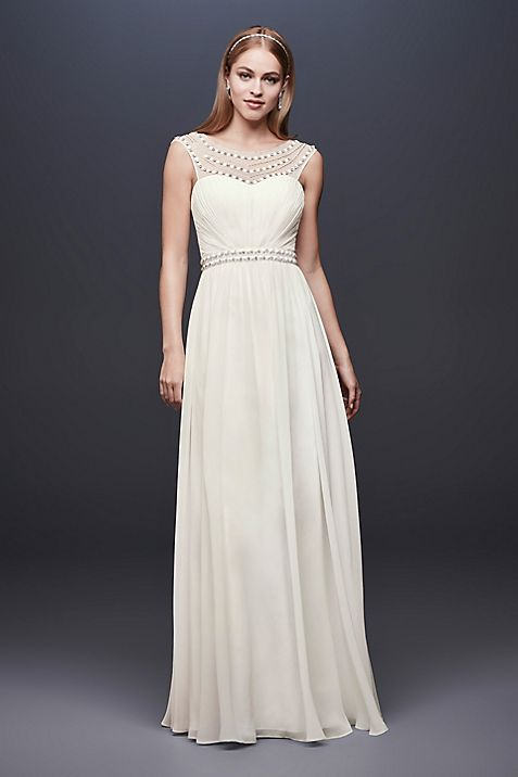Greek style wedding dress by DB