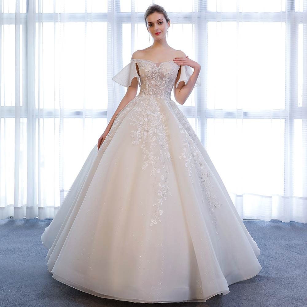 11 Coolest Ideas Of Princess Wedding Dresses