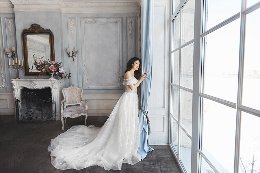 15 Fantastic Ideas of A-Line Wedding Dresses  695d67d33