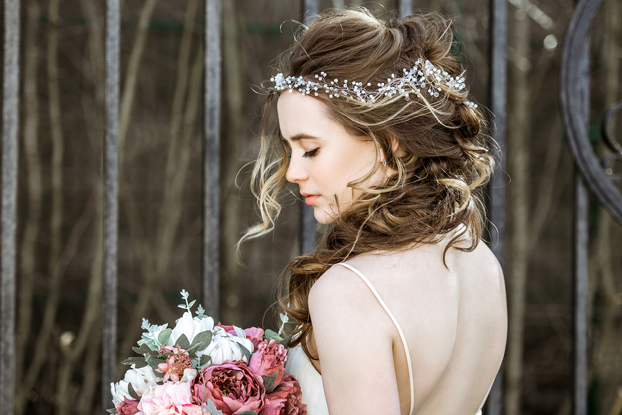 Vintage Wedding Hair Accessories The Best Wedding Dresses